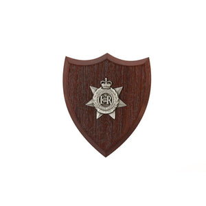The Royal Australian Corps of Transport Plaque Small (RACT) - Buckingham Pewter