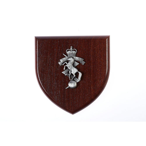 The Royal Corps of Australian Electrical and Mechanical Engineers Plaque Large (RAEME) - Buckingham Pewter