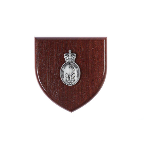 The Royal Australian Navy Plaque Large (RAN) - Buckingham Pewter
