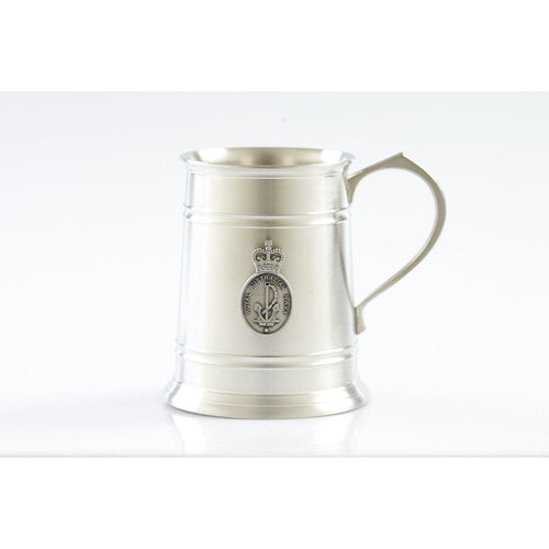 The Royal Australian Navy (RAN) 560 ml Tankard-Buckingham Pewter
