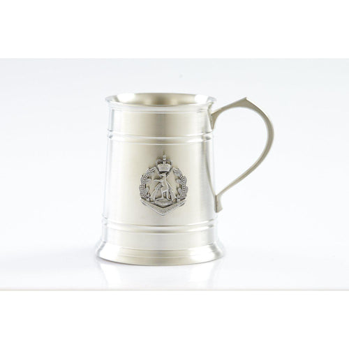 The Royal Australian Regiment (RAR) 560 ml Tankard-Buckingham Pewter