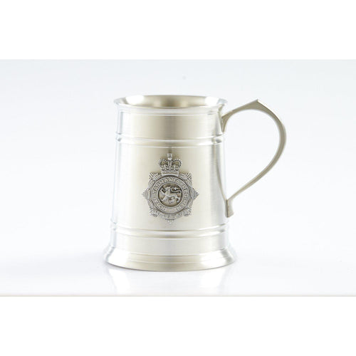 The Royal Tasmania Regiment (RTR) 560 ml Tankard-Buckingham Pewter