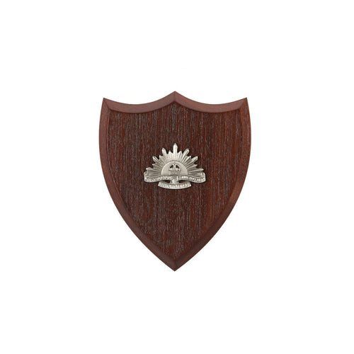 The Australian Rising Sun Plaque Small