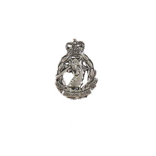 The Royal Australian Army Dental Corps Pewter Lapel PIn (RAADC) - Buckingham Pewter