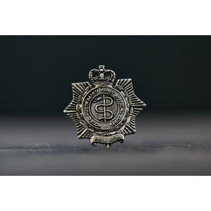 The Royal Australian Army Medical Corps Pewter Lapel Pin (RAAMC) - Buckingham Pewter