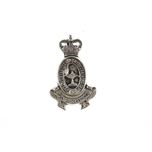 The Royal Australian Army Nursing Corps Pewter Lapel Pin (RAANC)-Buckingham Pewter