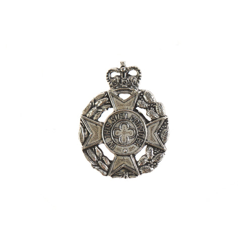 The Royal Australian Army Chaplains' Department Lapel Pin (RAAChD) - Buckingham Pewter