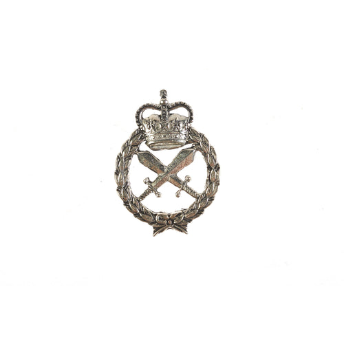 The Royal Australian Corps of Military Police Pewter Lapel Pin (RACMP) - Buckingham Pewter