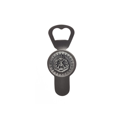 Royal Australian Regiment Bottle Opener (RAR)-Buckingham Pewter
