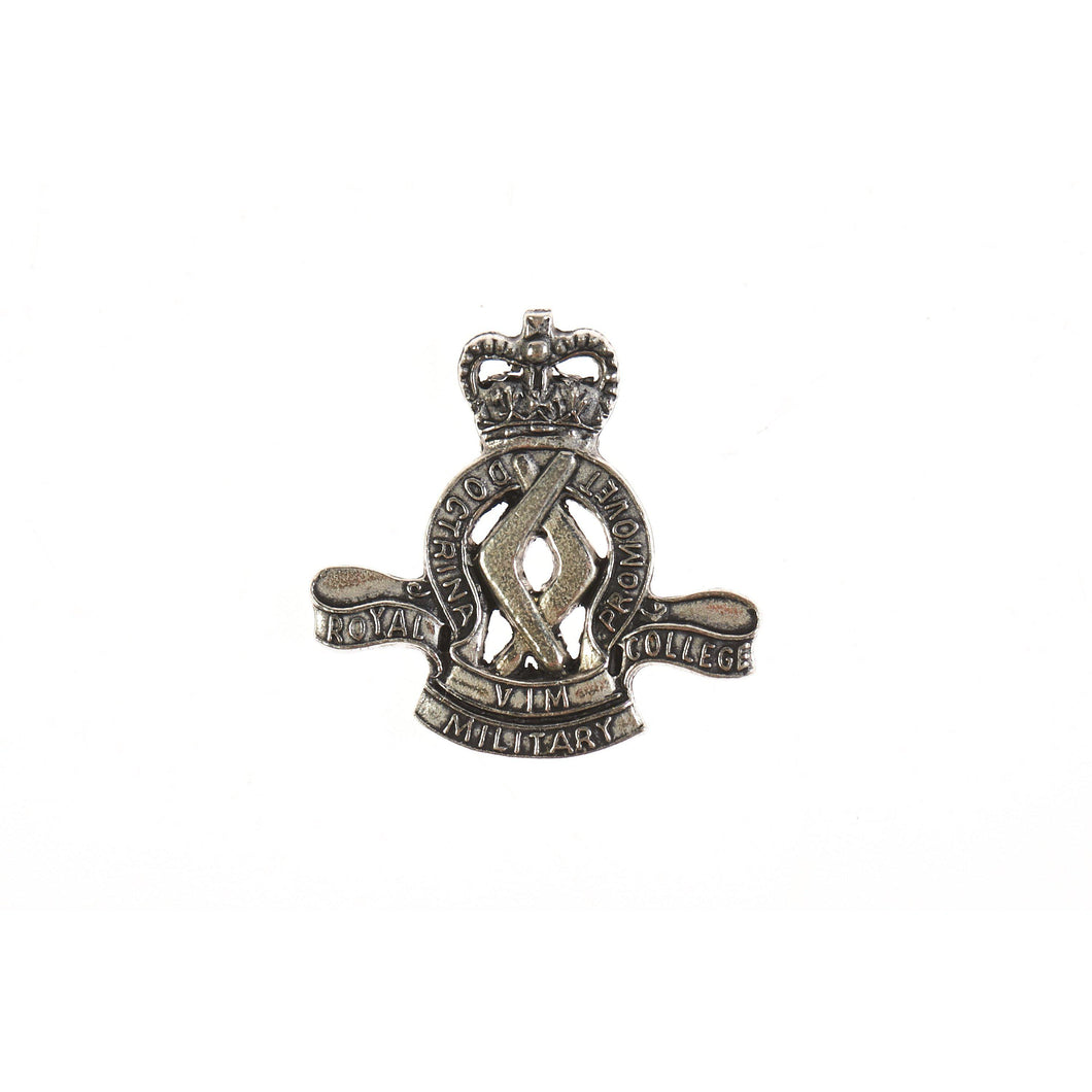 The Royal Military College, Duntroon, Pewter Lapel Pin - Buckingham Pewter