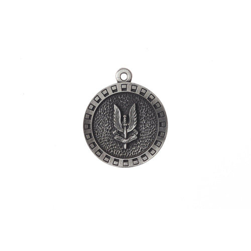 The Special Air Service Regiment Pewter Keyring (SASR) - Buckingham Pewter
