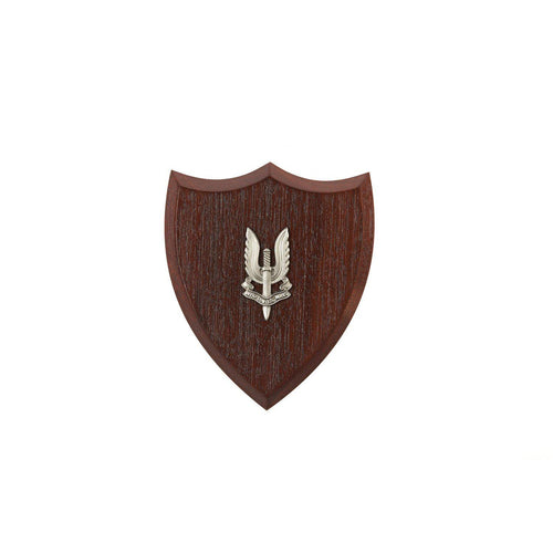 The Special Air Service Regiment Plaque Small (SASR) - Buckingham Pewter