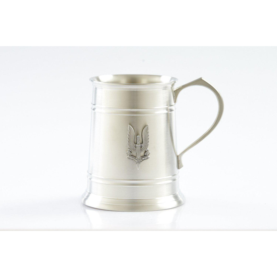 The Special Air Service Regiment (SASR) 560 ml Tankard-Buckingham Pewter