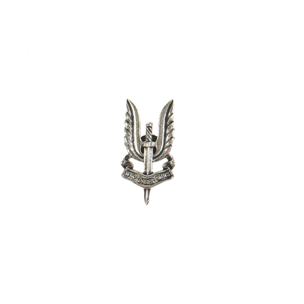 The Special Air Service Regiment Pewter Lapel Pin (SASR) - Buckingham Pewter