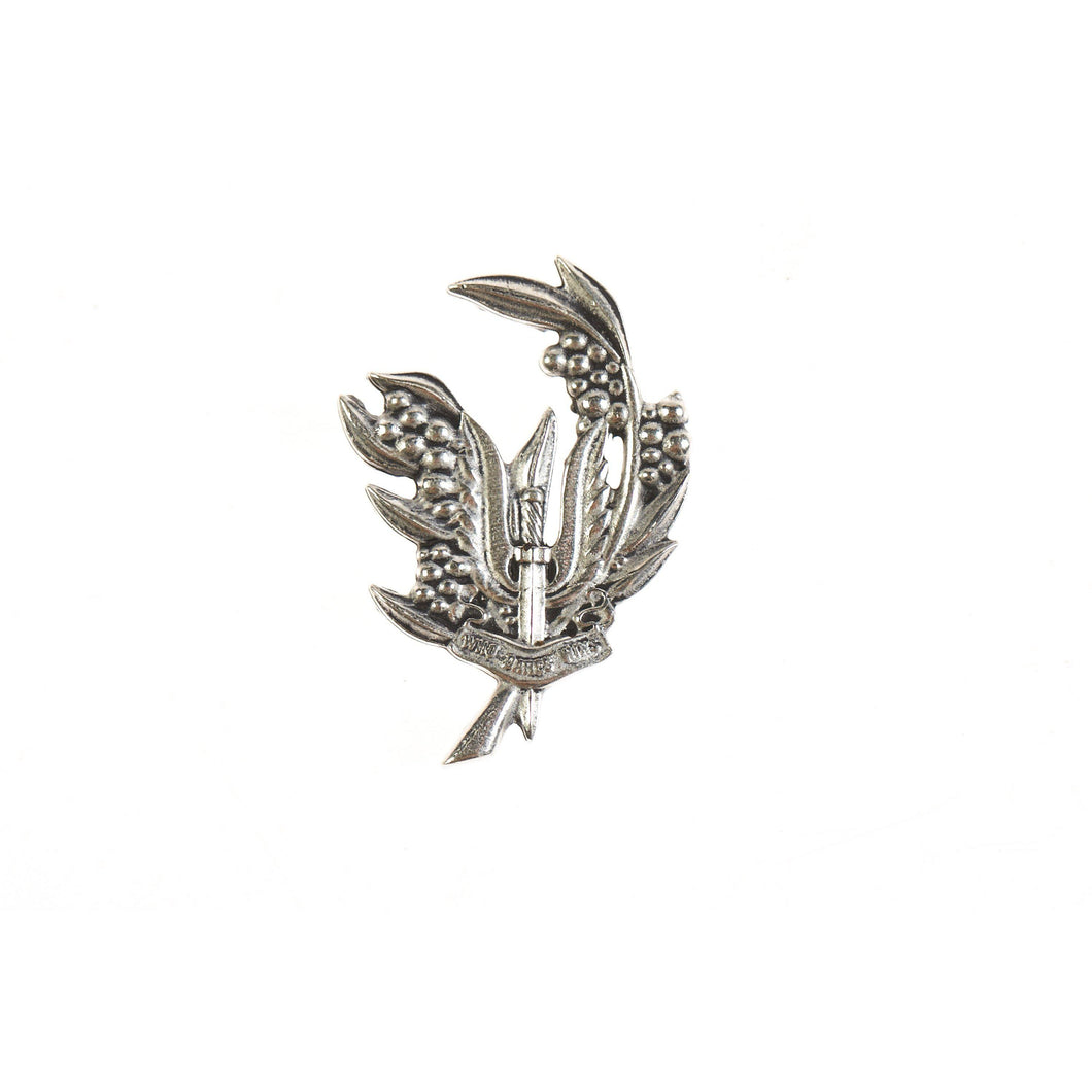 The Special Air Service Regiment Laurel Lapel Pin (SASR)-Buckingham Pewter