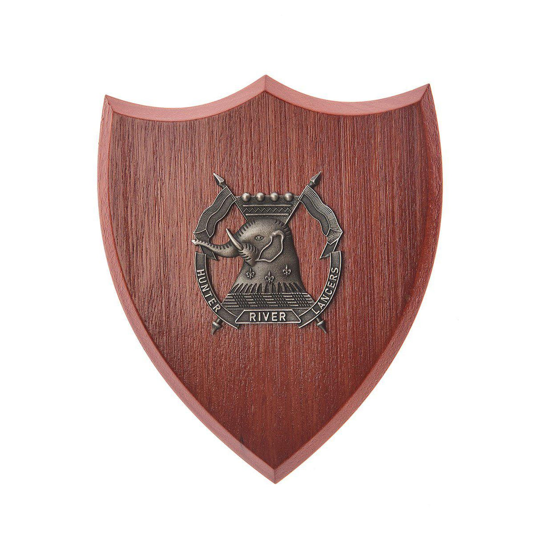 12th/ 16th Hunter River Lancers Regiment Plaque Small