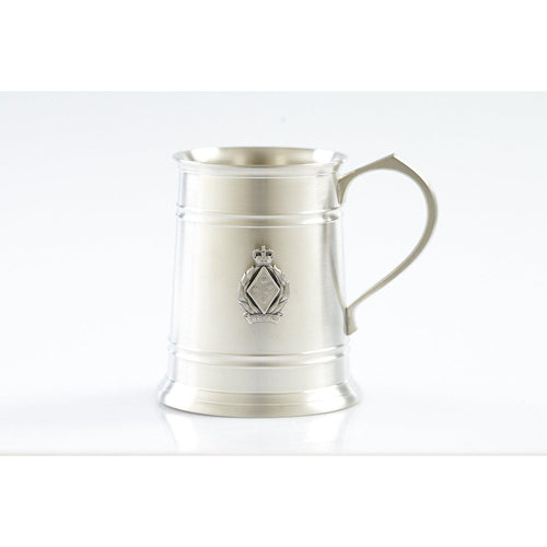 The Women's Royal Australian Army Corps (WRAAC) 560 ml Tankard-Buckingham Pewter