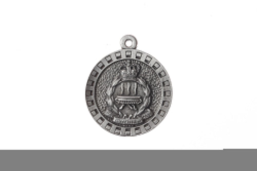 The Australian Army Catering Corps Pewter Keyring (Catering) (AACC) - Buckingham Pewter