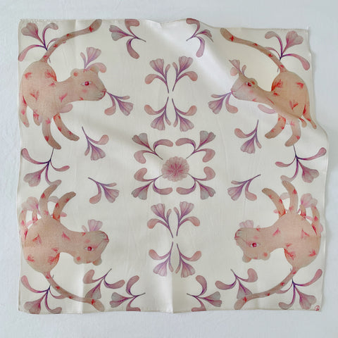 Blossom Camouflage Scarf