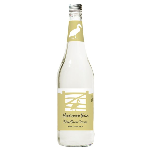Heartsease Farm Elderflower Presse 330ml