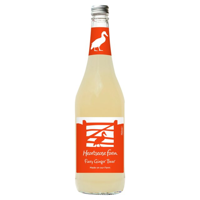 Heartsease Farm Fiery Ginger Beer 330ml