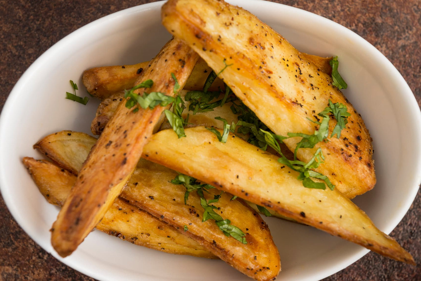 Potato Wedges To Share For 2 People (VE)