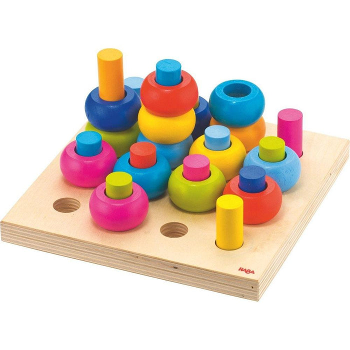 Haba Palette of Pegs