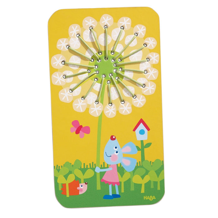Haba Dandelion Threading Game