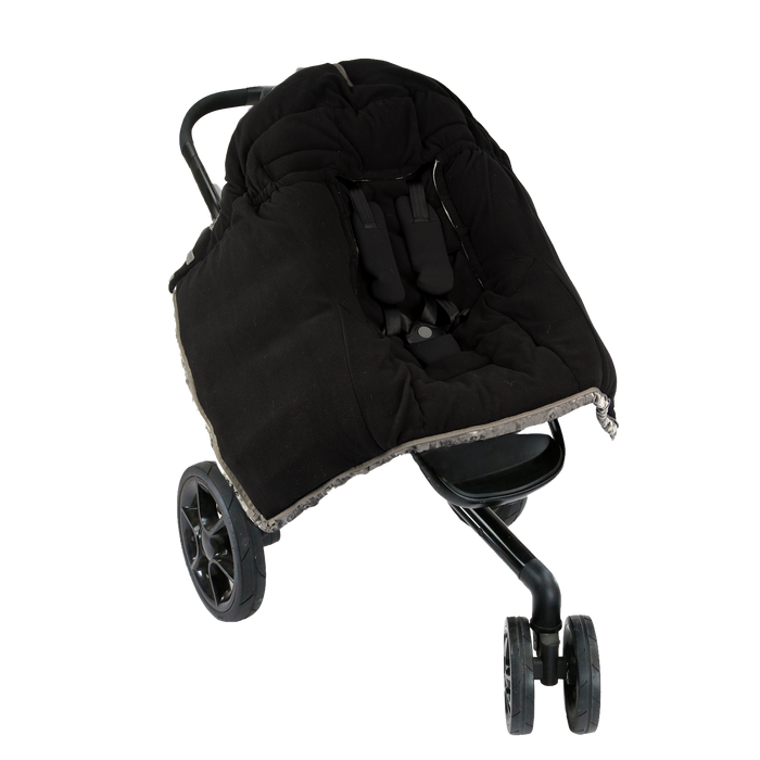 7AM Blanket 212 Evolution Footmuff | Velvet