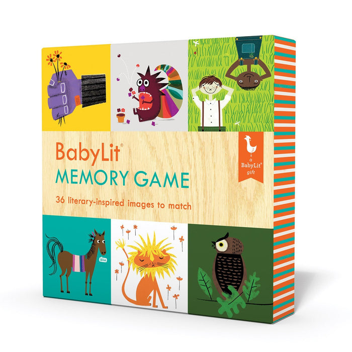 BabyLit Memory and Matching Game