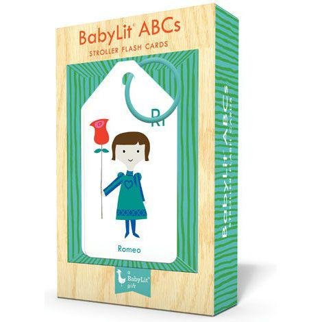 BabyLit ABC Stroller Flash Cards
