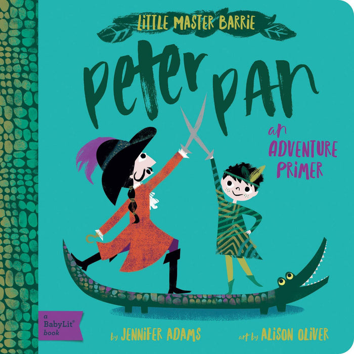 Little Master Barrie: Peter Pan