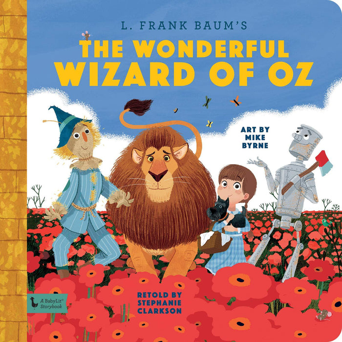 Wonderful Wizard of Oz: A BabyLit Story
