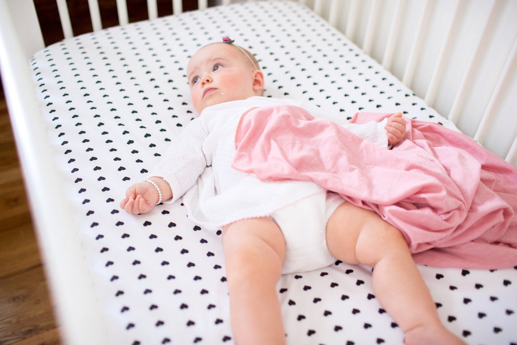 Knit Swaddle Blanket - Darling Set of 2 - Copper Pearl - 11