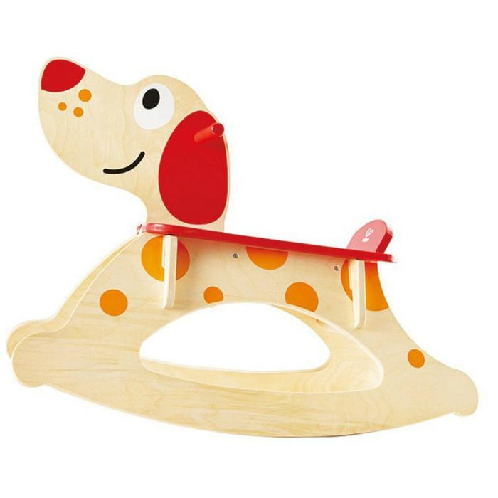Hape Rock-A-Long Puppy Ride On