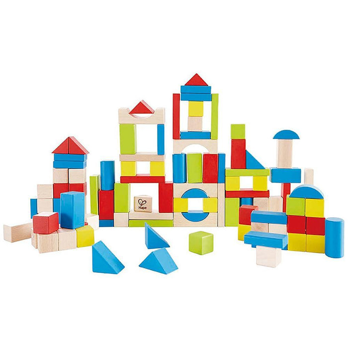 Hape Build Up & Away Blocks