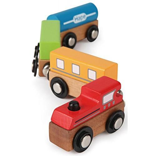 Hape Qubes Magnetic Classic Train
