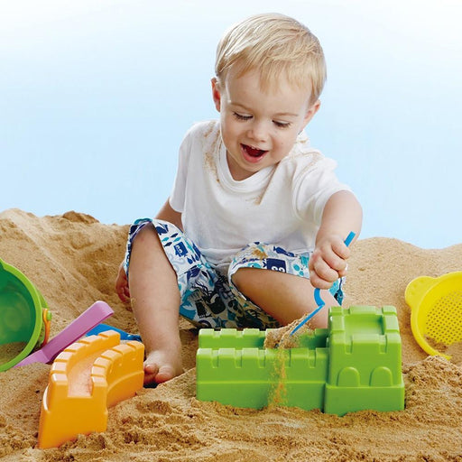 Hape Great Castle Walls Sand Molds