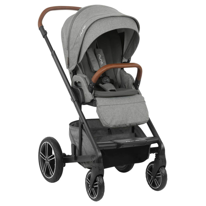 Nuna Mixx2 Stroller + Ring Adapter