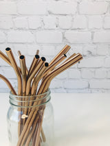 Reusable Straw Sets
