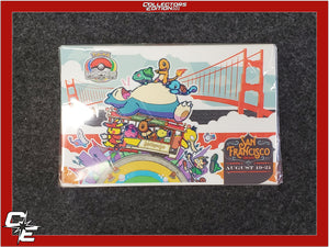 2016 San Francisco Pokémon World Championship Pikachu Double Deckbox