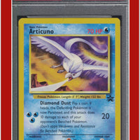 Wizards Black Star Promo 22 Articuno PSA 9