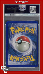 Expedition 24 Poliwrath Reverse Holo PSA 7