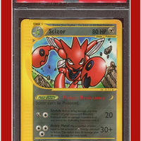 Aquapolis 32 Scizor PSA 7 ( pop. 2 )