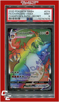 Champion's Path 74/73 Charizard VMAX Holo PSA 9