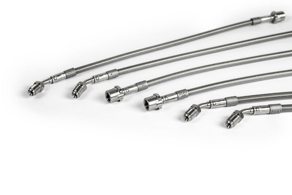 991.1 Spiegler Stainless Steel Brake Lines