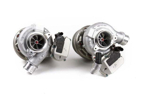 991.2 GT2 RS BBI Turbocharger Upgrade