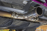 991.1 Grand Am Style Exhaust