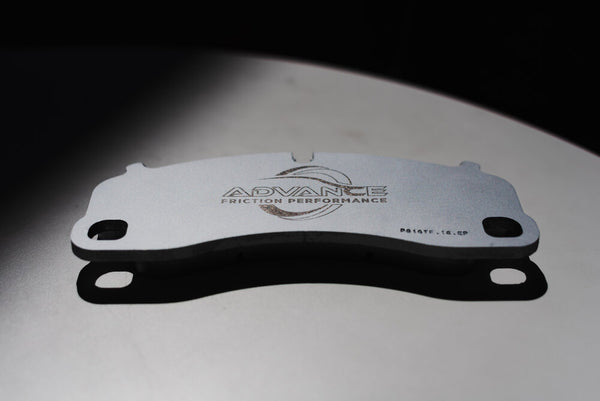 991.2 Turbo/GT2 RS Advance Friction Performance Pads