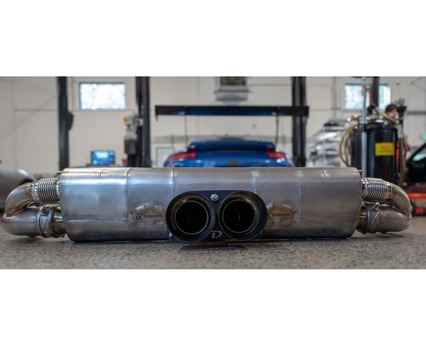 991.2 Dundon GT3 Lifetime Muffler
